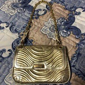 VERSACE fragrance  small make up bag